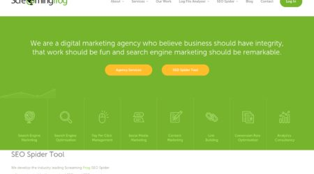 GrowthJunkie Tool | Screaming Frog | Search Engine Optimization (SEO)