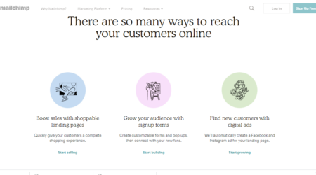 GrowthJunkie Tool   Mailchimp   Email Marketing