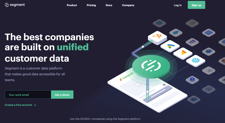 GrowthJunkie Tool | Segment | Analytics