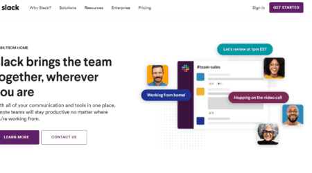 GrowthJunkie Tool | Slack | Collaboration - Communication