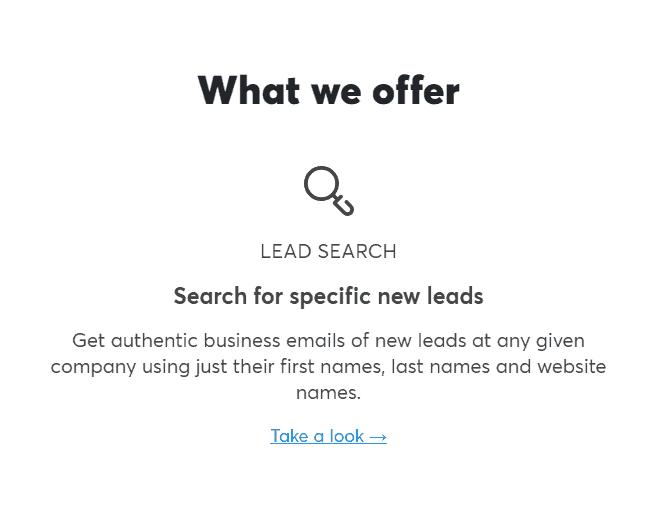 GrowthJunkie Tool | FindThatLead (FTL) | Lead Generation
