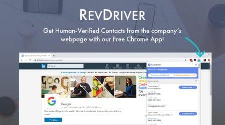 RevDriver tool
