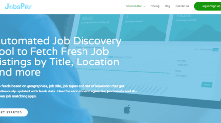 GrowthJunkie Tool | JobsPikr | User Acquisition