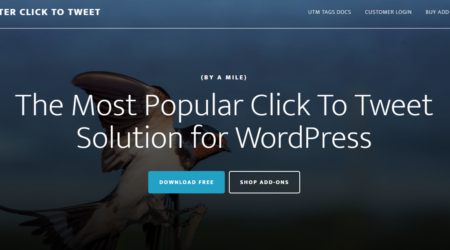 GrowthJunkie Tool | Better Click to Tweet | Wordpress Tools