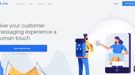 GrowthJunkie Tool   Crisp.chat   Customer Engagement
