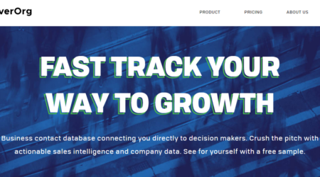 GrowthJunkie Tool | DiscoverOrg | Data Enrichment