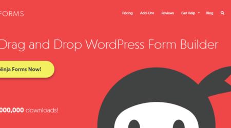 GrowthJunkie Tool   Ninja Forms   Wordpress Tools