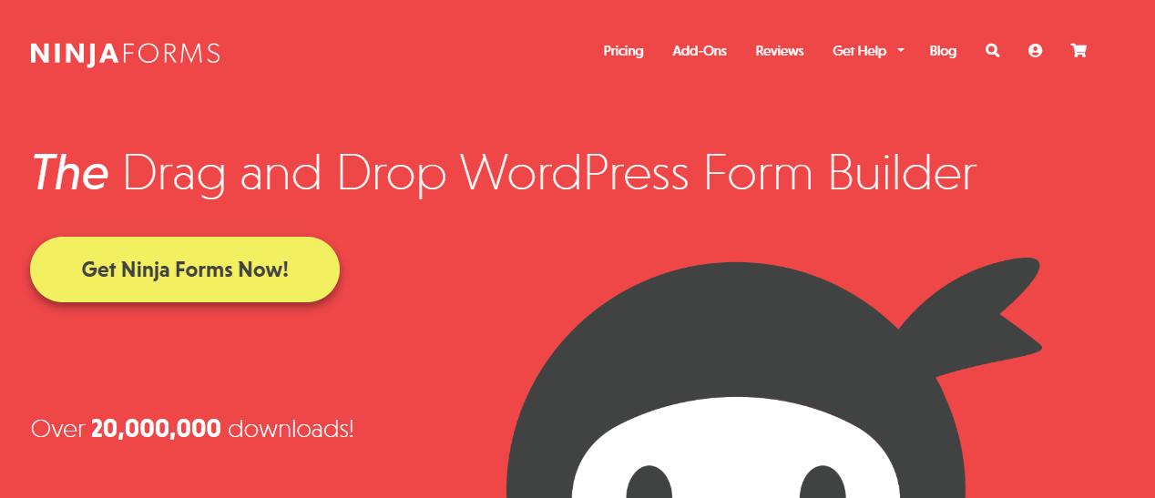 GrowthJunkie Tool | Ninja Forms | Wordpress Tools