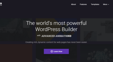 GrowthJunkie Tool | Slider Revolution | Wordpress Tools