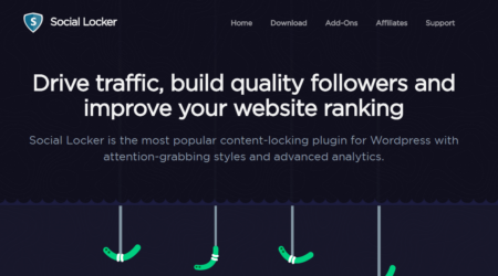 GrowthJunkie Tool | Social Locker | Wordpress Tools