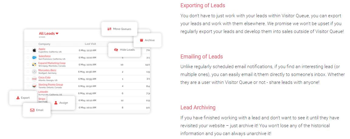 GrowthJunkie Tool | Leadworx | Lead Generation