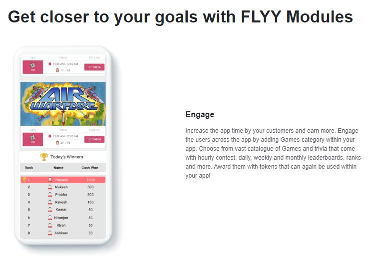 GrowthJunkie Tool   Flyy   Customer Engagement