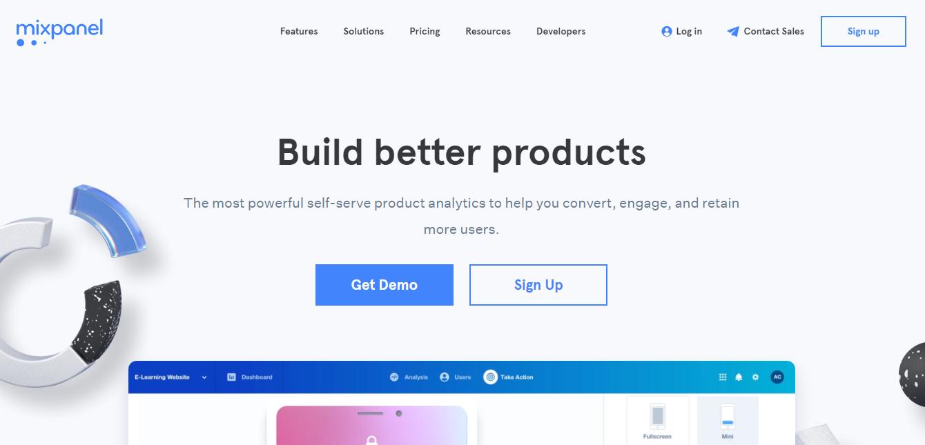 GrowthJunkie Tool | Mixpanel | Customer Engagement
