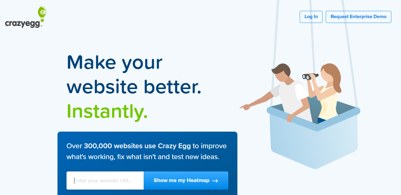 GrowthJunkie Tool | Crazyegg | Conversion Rate Optimization (CRO)