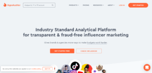 GrowthJunkie Tool | HypeAuditor | Social Media
