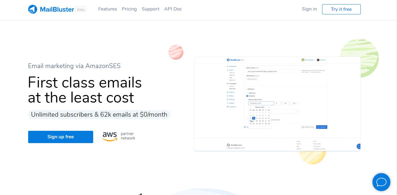 GrowthJunkie Tool | MailBluster | Email Marketing
