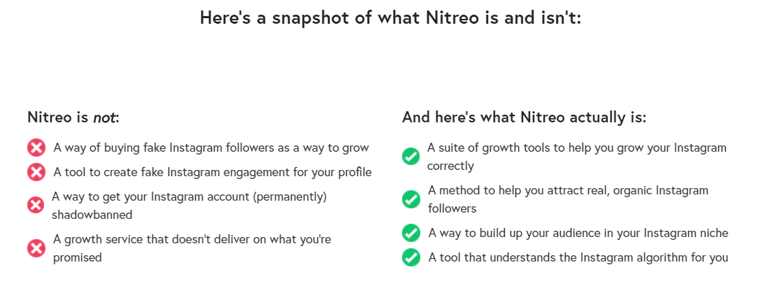 GrowthJunkie Tool | Nitreo | Social Media
