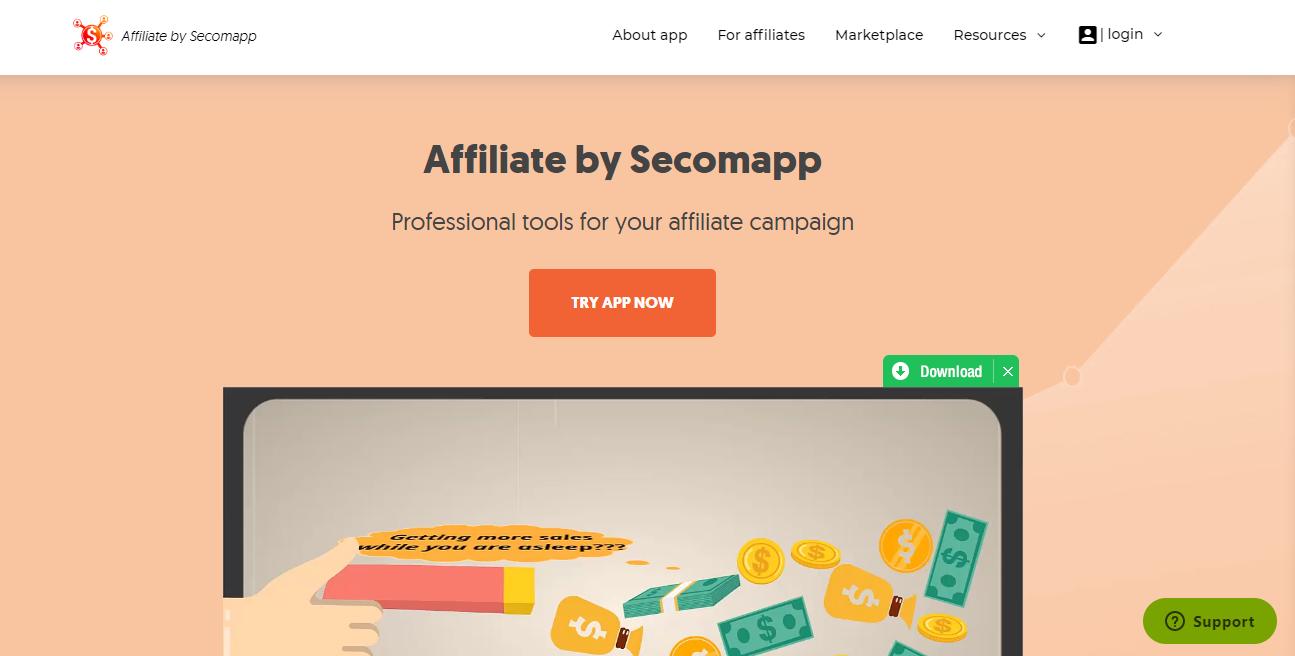 GrowthJunkie Tool   Affiliate Marketing by Secomapp   Affiliate Marketing