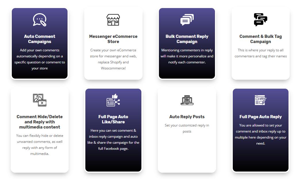 GrowthJunkie Tool   MessengerBot.app   Customer Engagement