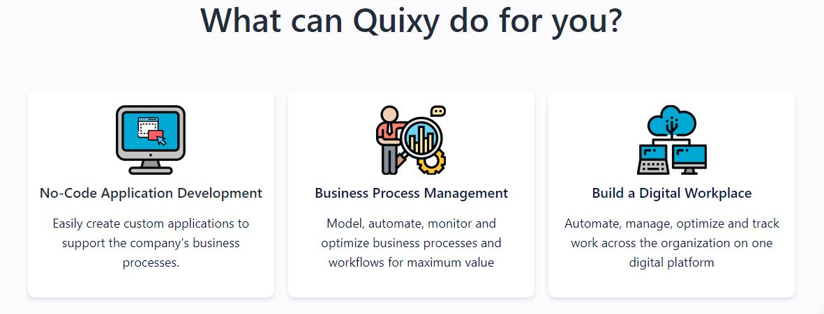 GrowthJunkie Tool | Quixy | Collaboration - Communication