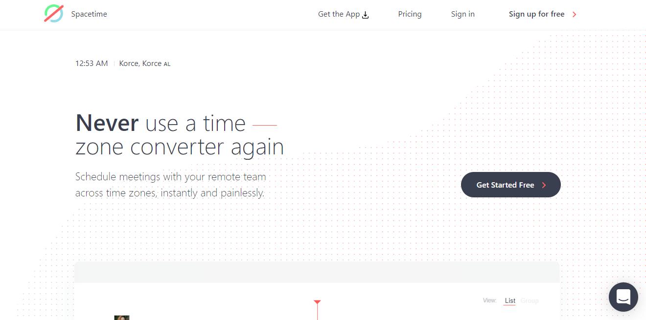 GrowthJunkie Tool | Spacetime | Productivity