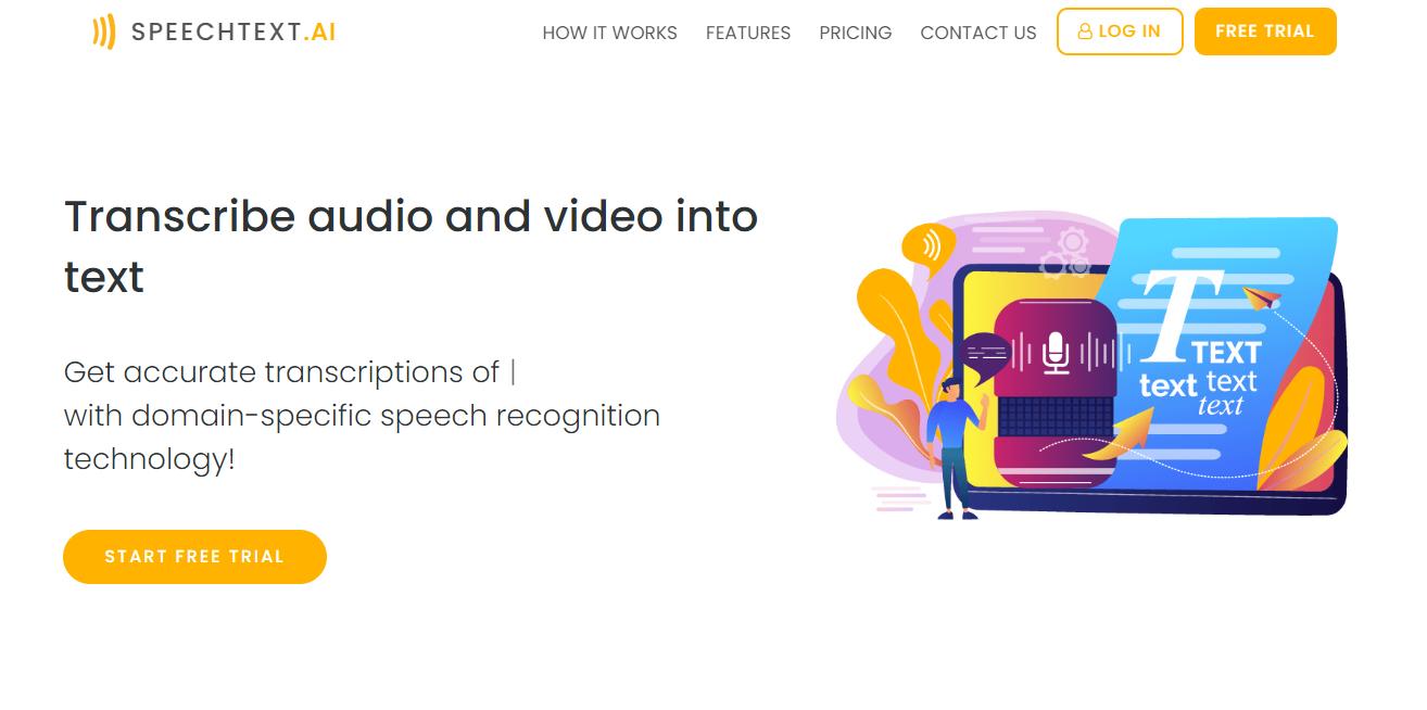 GrowthJunkie Tool   SpeechText.AI   Collaboration - Communication