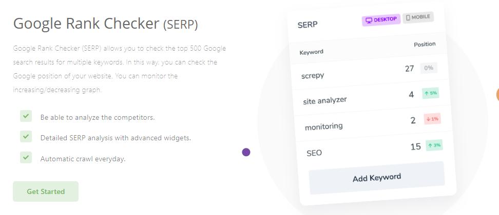 GrowthJunkie Tool | Screpy | Search Engine Optimization (SEO)
