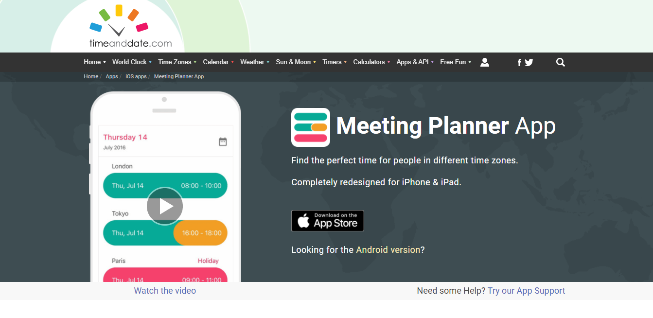 GrowthJunkie Tool | Meeting Planner App | Collaboration - Communication