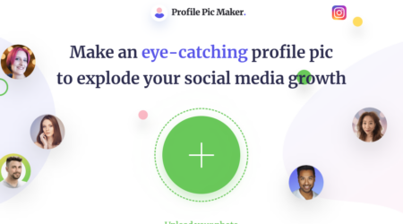 GrowthJunkie Tool | Profile Pic Maker | Social Media