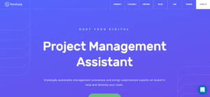 GrowthJunkie Tool | Standuply | Project Management